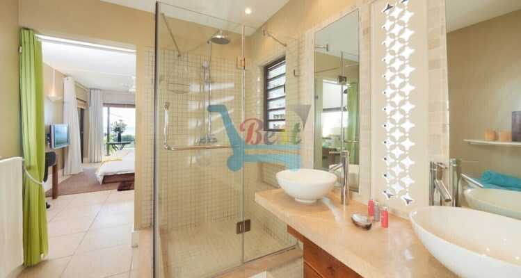 Bel Azur apartment Bathroom