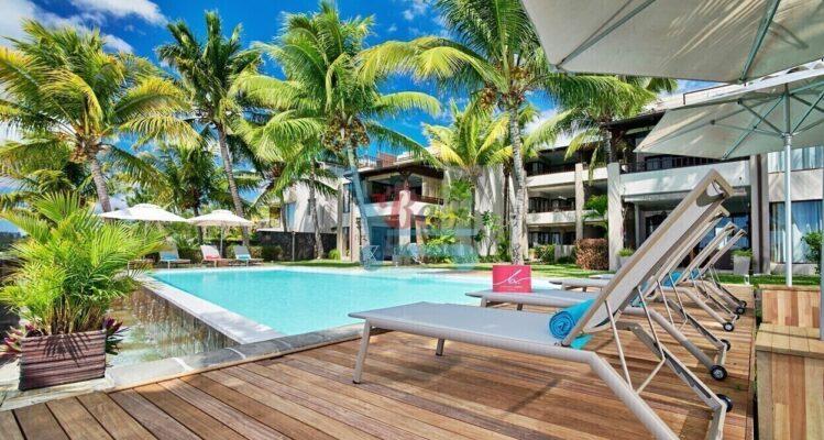 Bel Azur Beach Penthouse common