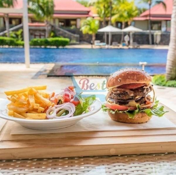 Tamassa Resort Lunch