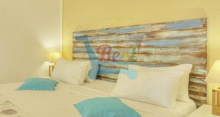 cocotier hotel Sea View bedroom