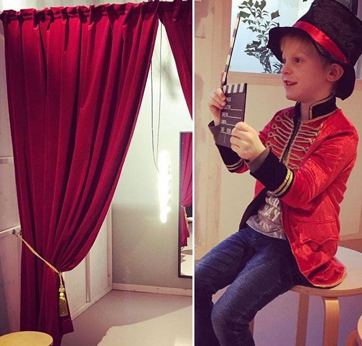 circustheater bij best 4 kids - binnenstad