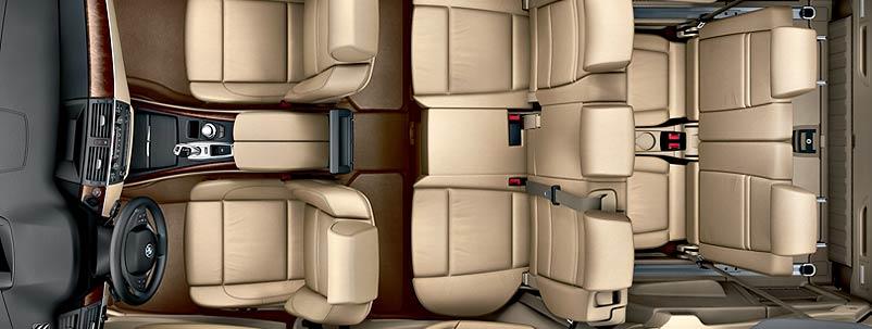 Bmw X5 7 Seater Interior