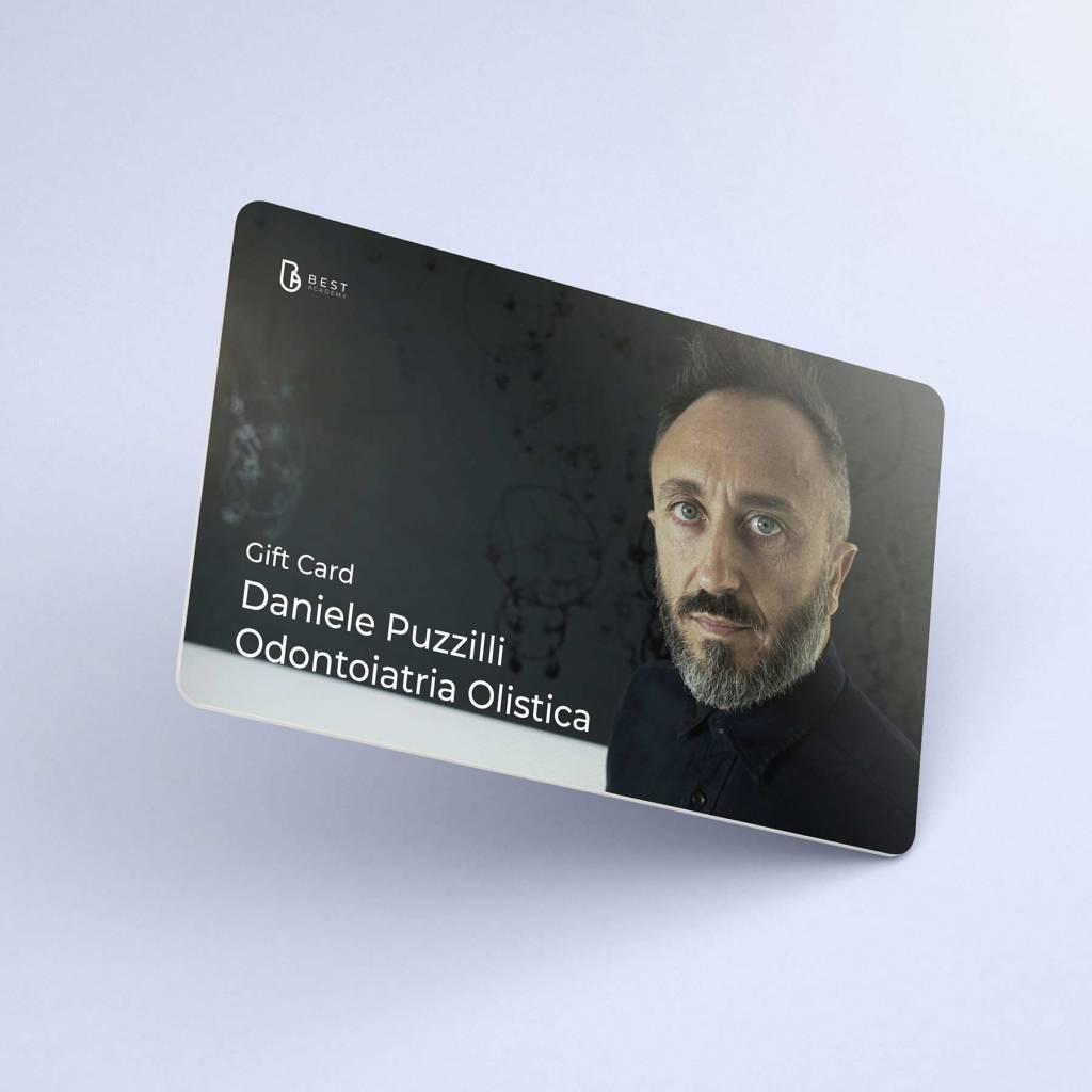 Gift Card Corso di Odontoiatria Olistica con Daniele Puzzilli