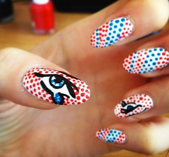 100 Best Acrylic Nail Art Designs Ideas Trends