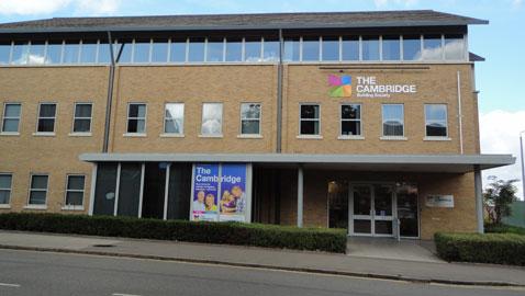 Cambridge Building Society head office