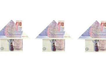 House prices up and repossessions down