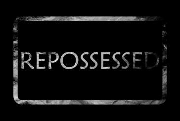Small rise in repossessions