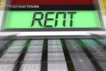 Half of salary goes on private rent