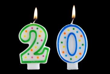 TMP celebrates 20th anniversary