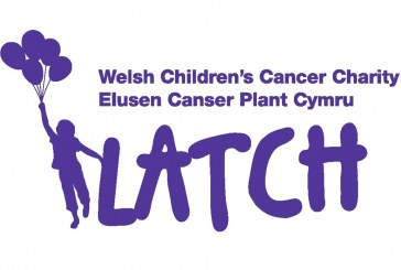 The Monmouthshire raises money to support child's cancer charity