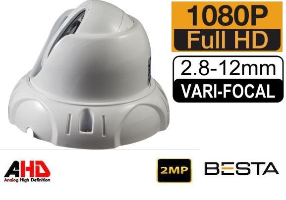 varifocal dome kamera