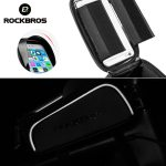 ROCKBROS-Bicycle-Bag-Waterproof-Touch-Screen-Cycling-Bag-Top-Front-Tube-Frame-MTB-Road-Bike-Bag-3