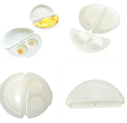 Multifunctional Microwave Omelet Cooker Pan Breakfast Eggs Omelette Steamer Home Kitchen Gadgets Tools