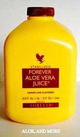 Forever Living Aloe Vera Juice