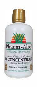 Pharm-Aloe Aloe Vera Juice Concentrate
