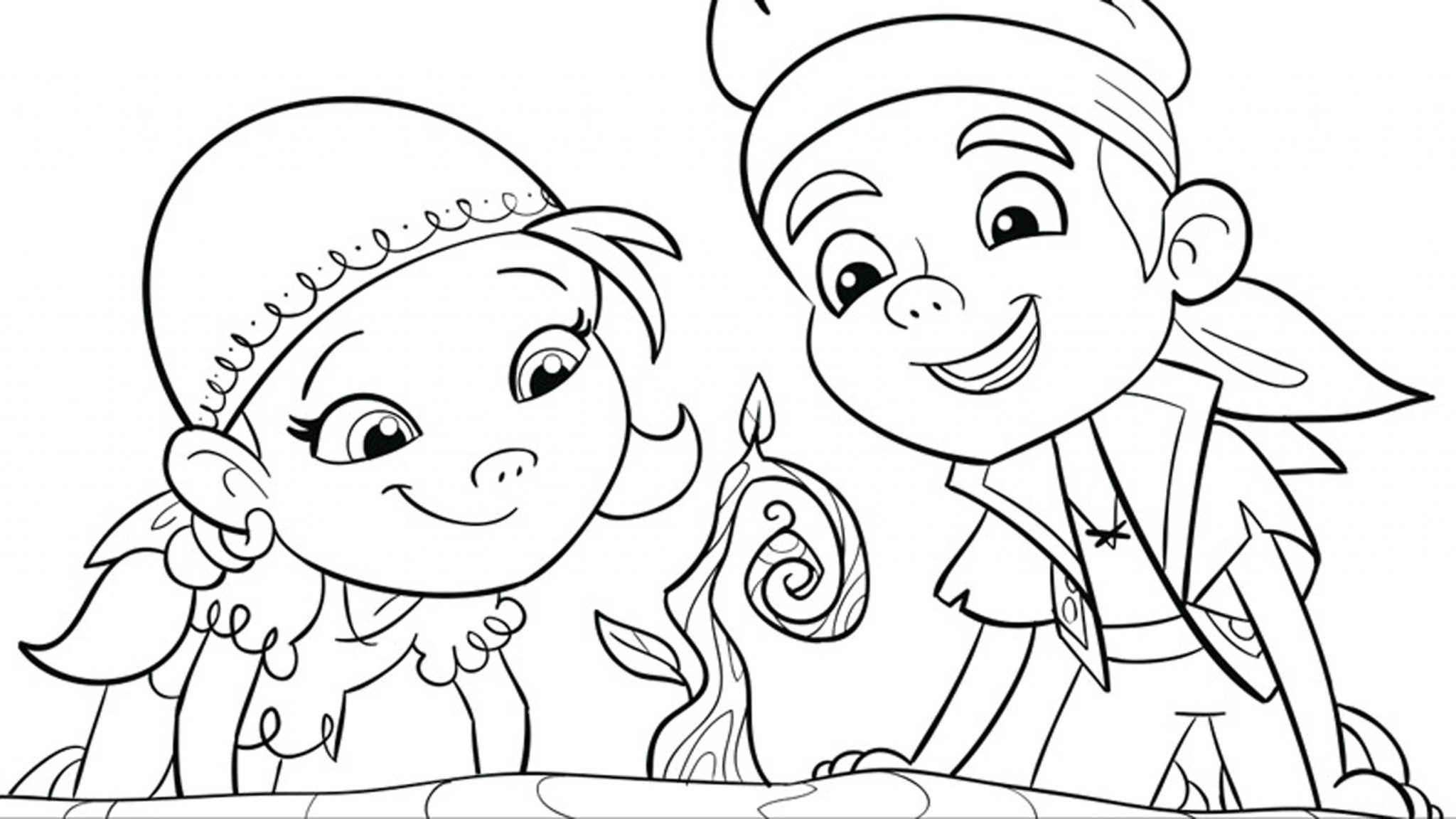 Disney Coloring Pages For Your Children