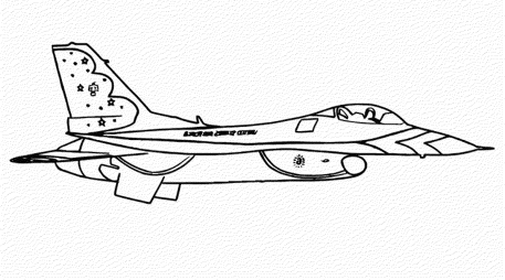 army-airplane-coloring-pages