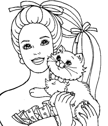 barbie-princess-coloring-page