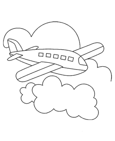 cartoon-airplane-coloring-pages