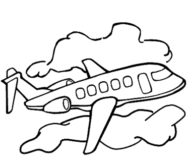 coloring-pages-airplanes