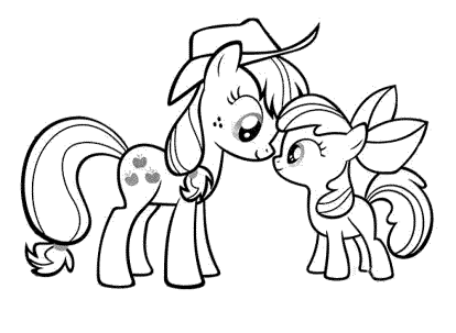 coloring-pages-of-my-little-pony-friendship-is-magic