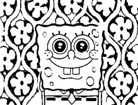 coloring-pages-of-spongebob