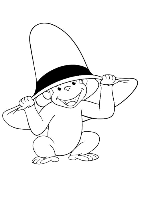 curious-george-worksheets-coloring-pages