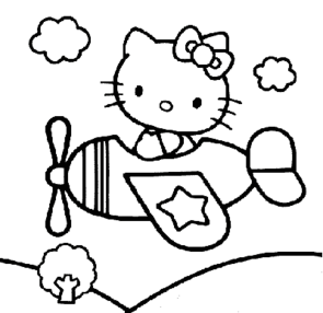 disney-airplane-coloring-pages