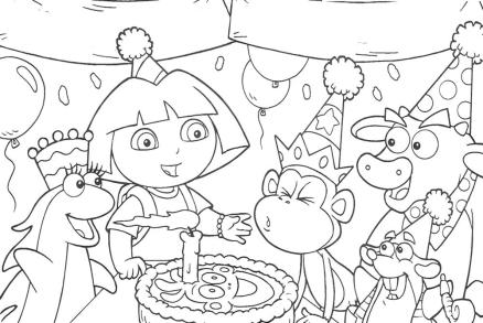 dora-the-explorer-happy-birthday-coloring-pages-all-friends