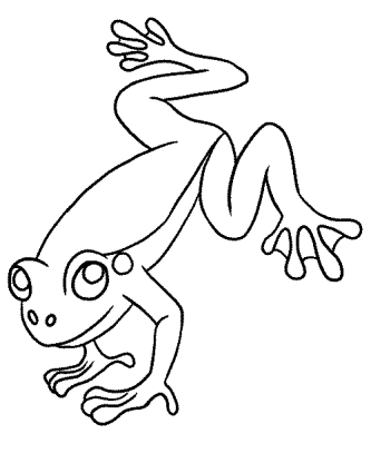 happy-frog-coloring-pages