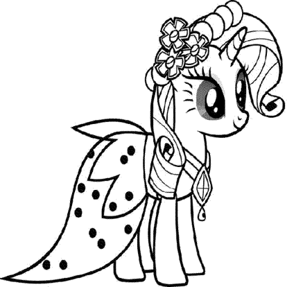 my-little-pony-fluttershy-coloring-pages