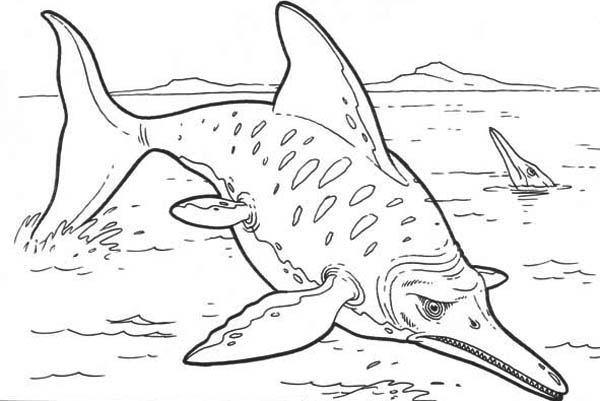 Dinosaur Coloring Pages For Kidsrhbestappsforkids: Sea Dinosaurs Coloring Pages At Baymontmadison.com
