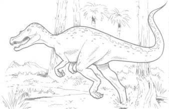 t-rex-dinosaur-coloring-pages