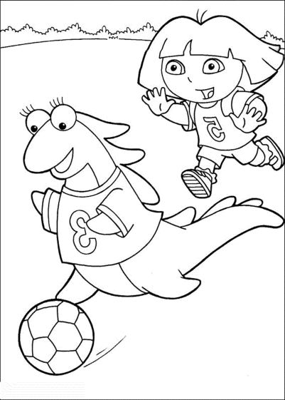 toddler-coloring-pages-dora