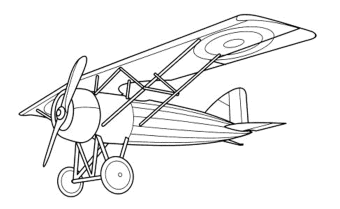 wright-brothers-airplane-coloring-pages