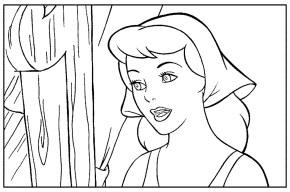 cinderella-coloring-pages-cute