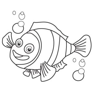 clown-fish-coloring-pages
