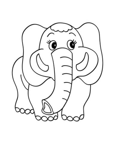 cute-elephant-printable-coloring-pages