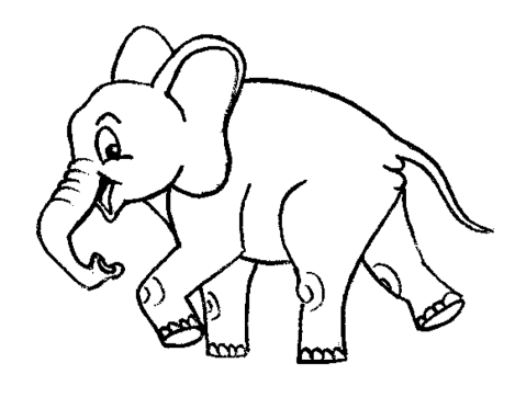 elephant-coloring-pages-printable