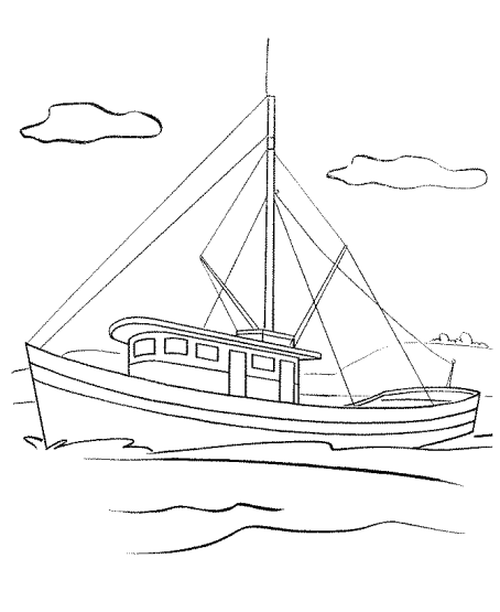 fishing-boat-coloring-pages