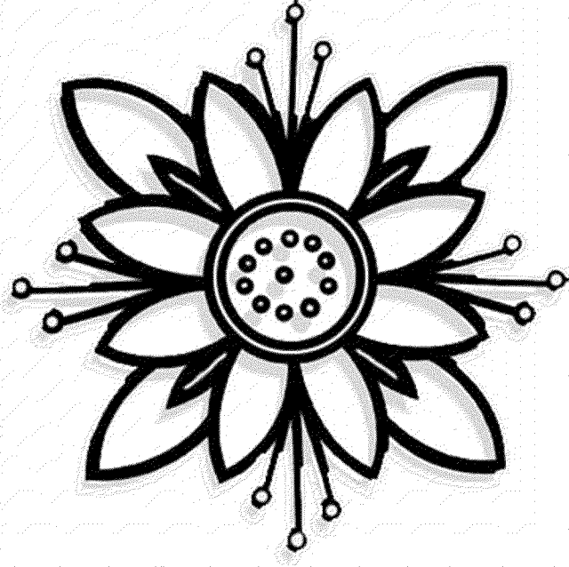 flower-coloring-pages-free   BestAppsForKids.com