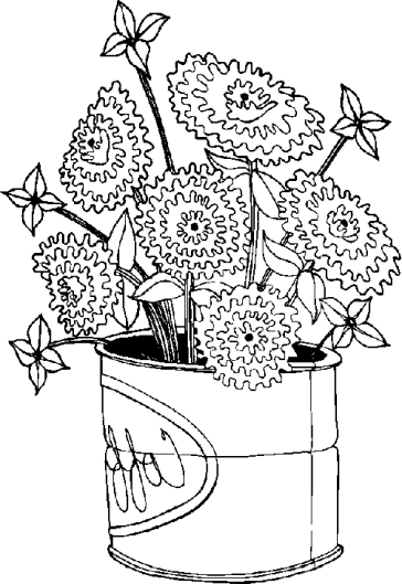 flower-pot-coloring-page