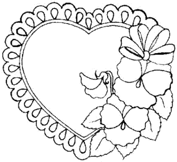 flowers-coloring-page
