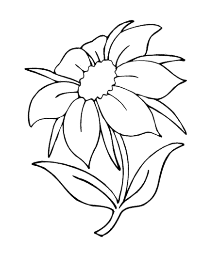 flowers-printable-coloring-pages