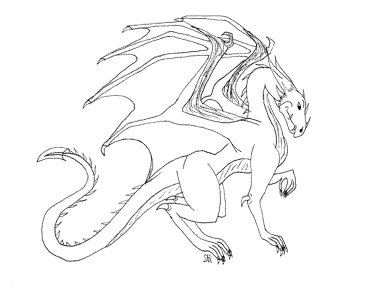 free-dragon-coloring-pages