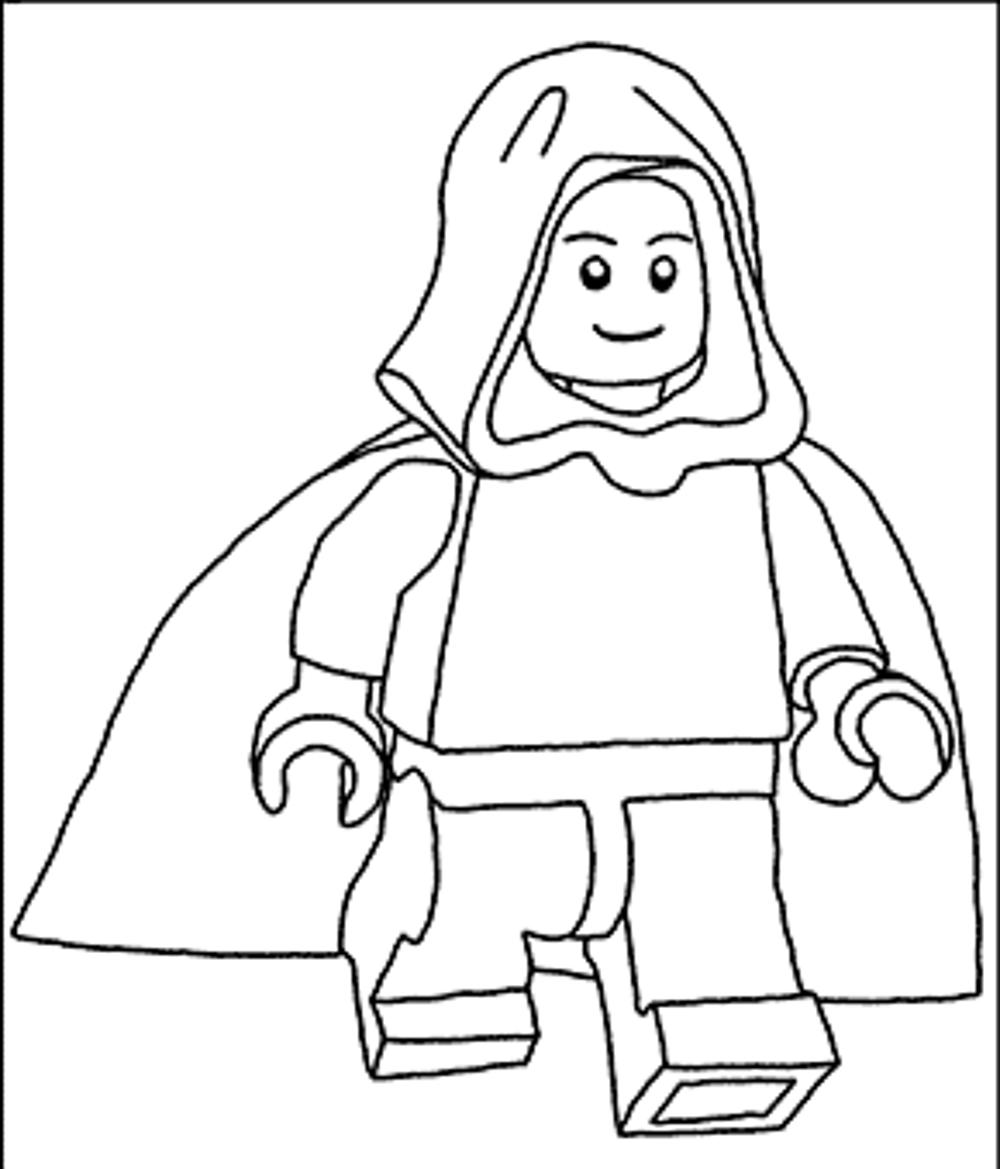 Free Online Lego Star Wars Coloring Pages