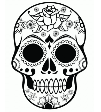 free-sugar-skull-coloring-pages