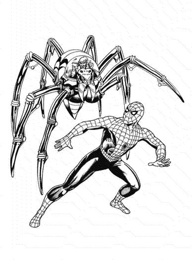 lego-spiderman-coloring-pages