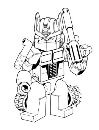 lego-transformers-coloring-pages