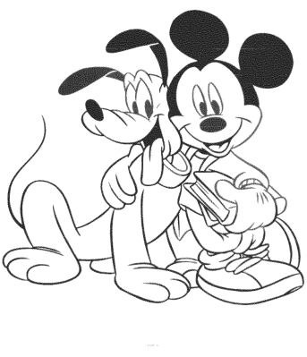 little-mickey-mouse-goofy-coloring-pages